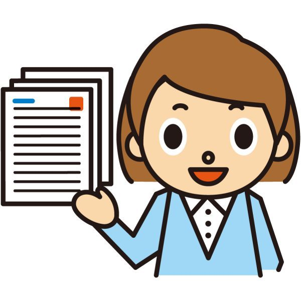 履歴書と職務経歴書のサイズに違いがあったらまずい?統一すべき?
