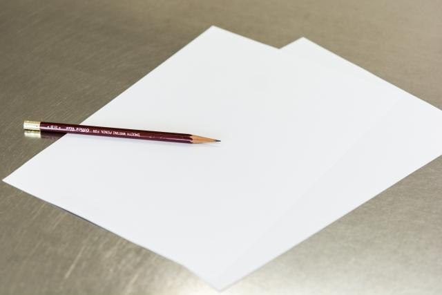 履歴書の文字が汚い!丁寧に書いてもダメな人の解決法