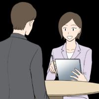 人材紹介会社の面談